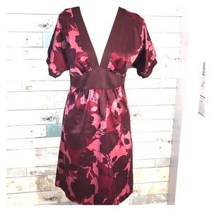 Mossimo slip dress in shades of maroon  size small
